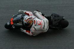 Niccolo Canepa of Pramac Racing