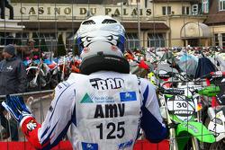 #125: Honda 450: 4T: Olivier Delaporte