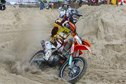 #5 Nord Est Compta KTM 504 4T: Damien Prevot