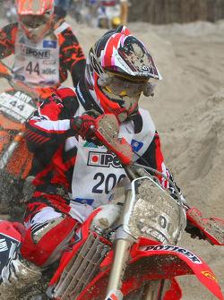 #200: Honda 250: 4T: Benjamin Catoen