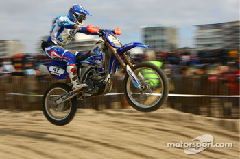 #41 Team Top Yamaha 450 4T: Olivier Pain
