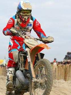 #806 KTM 250 2T: Quentin Bouche