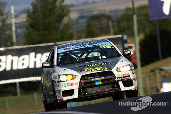 #35 PRO-DUCT Motorsport, Mitsubishi Lancer Evo X: Glenn Seton, Steve Knight