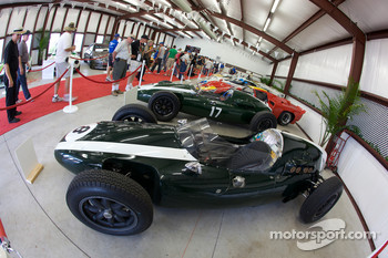The Gallery of Legends at Sebring International Raceway