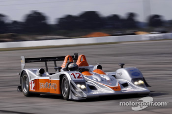 #12 Autocon Motorsports Lola B06/10 AER: Bryan Willman, Chris McMurry, Tony Burgess