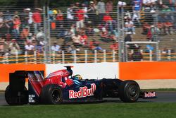Sébastien Bourdais, Scuderia Toro Rosso, STR4, STR04, STR-04
