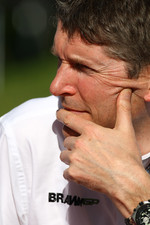 Nick Fry, BrawnGP, Chief Executive Officer