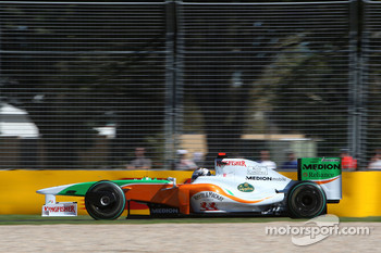 Adrian Sutil, Force India F1 Team, VJM-02, VJM02, VJM 02