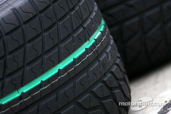 Bridgestone wet tyres