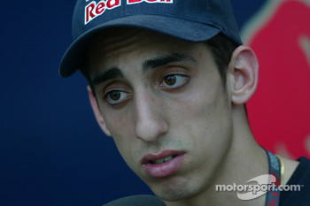 Sebastien Buemi, Toro Rosso