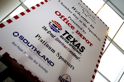 Office Depot Chamber day in the Speedway Club at the Texas Motor Speedway