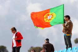 Portugese fans