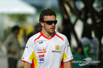 Fernando Alonso, Renault
