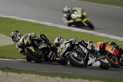 Colin Edwards, Monster Yamaha Tech 3, Randy De Puniet, LCR Honda MotoGP