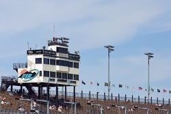 Phoenix International Raceway pitlane