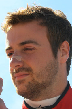 James Hinchcliffe, 2008