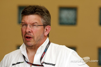 Ross Brawn Brawn GP Team Principal