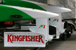 Force India F1 Team front wings