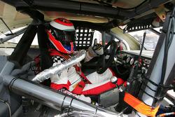 Johnny Herbert JMB on the grid