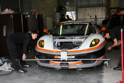 #89 Hankook - Team Farnbacher Ferrari F430 GT