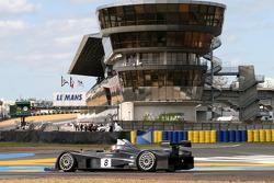 #8 DAMS Formula Le Mans 09: Sébastien Le Braz, Fabien Rozier