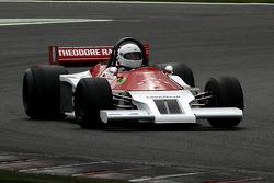 #36 Luciano Quaggia (I) Theodore TR1, F1 Storiche (1978)