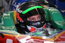 Cristiano Morgado, driver of A1 Team South Africa