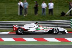 Vitantonio Liuzzi, driver of A1 Team Italy