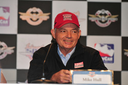 Mike Hull, Target Chip Ganassi Racing team manager