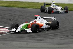 #11 International Draco Racing: Bertrand Baguette, #5 P1 Motorsport: James Walker