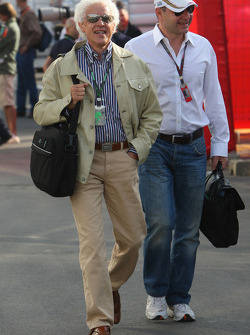Jorge father of Adrian Sutil, Force India F1 Team