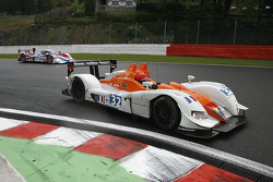 #32 Team Barazi - Epsilon Zytek 07S - Zytek: Juan Barazi, Fernando Rees; #25 RML Lola B08/80 Coupé - Mazda: Thomas Erdos, Mike Newton
