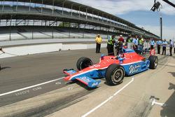 John Andretti, Richard Petty Motorsports, Dreyer & Reinbold Racing pulls out to qualify