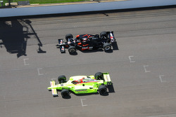 Ed Carpenter, Vision Racing and Will Power, Penske Racing