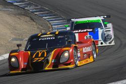 #77 Doran Racing Ford Dallara: Memo Gidley, Brad Jaeger