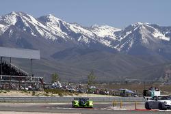 #9 Patron Highcroft Racing Acura ARX-02a Acura: David Brabham, Scott Sharp