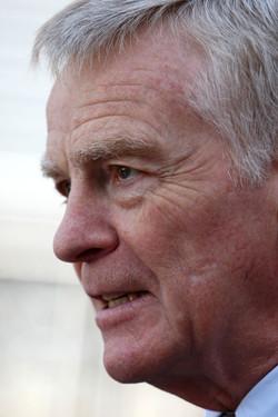Ex-FIA President Max Mosley