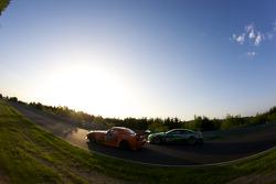 #109 MSC Langenfeld e.V. im ADAC Honda S 2000: Karl Pflanz, Torsten Platz, Steffen Wethmar, Charles Kauffmann, #25 Alpina BMW Alpina B6 GT3: Marcel Engels, Andy Bovensiepen