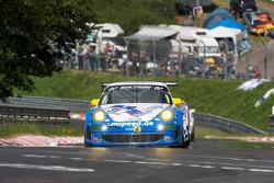 #31 Porsche 997: Stefan Beil, Norbert Fischer, Marco Seefried