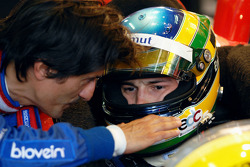 Stéphane Ortelli and Bruno Senna