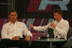 Tom Kristensen and Allan McNish