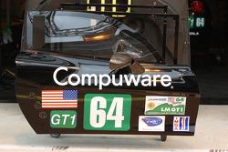 Corvette detail