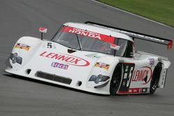 #5 Beyer Racing Honda Riley: Jared Beyer, Jordan Taylor