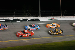 Kasey Kahne, Richard Petty Motorsports Dodge, A.J. Allmendinger, Richard Petty Motorsports Dodge, David Ragan, Roush Fenway Racing Ford, Joey Logano, Joe Gibbs Racing Toyota
