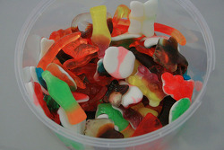 Press Office sweets