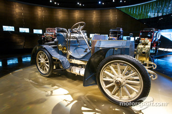 Birth of the brand: 1902 40 hp Mercedes-Simplex