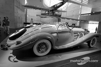 Times of change: 1936 Mercedes-Benz 500 K Spezial-Roadster