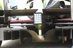 Jenson Button, Brawn GP rear diffuser