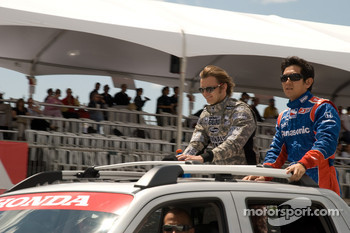 Dan Wheldon, Panther Racing, Hideki Mutoh, Andretti Green Racing