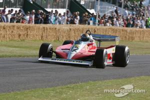 Eddie Irvine, Ferrari 312T3 1978